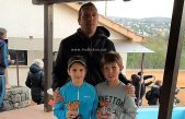 Mia Brozina pobjednica Masters turnira Zajednice teniskih udruga Istre i Primorja do 9 godina