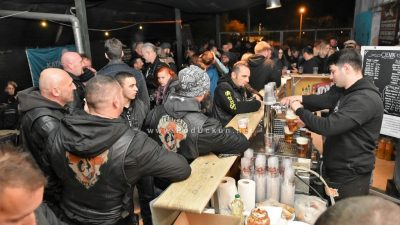 Winter party MK Seahorses i proslava desete obljetnice postojanja kluba oživili centar Opatije