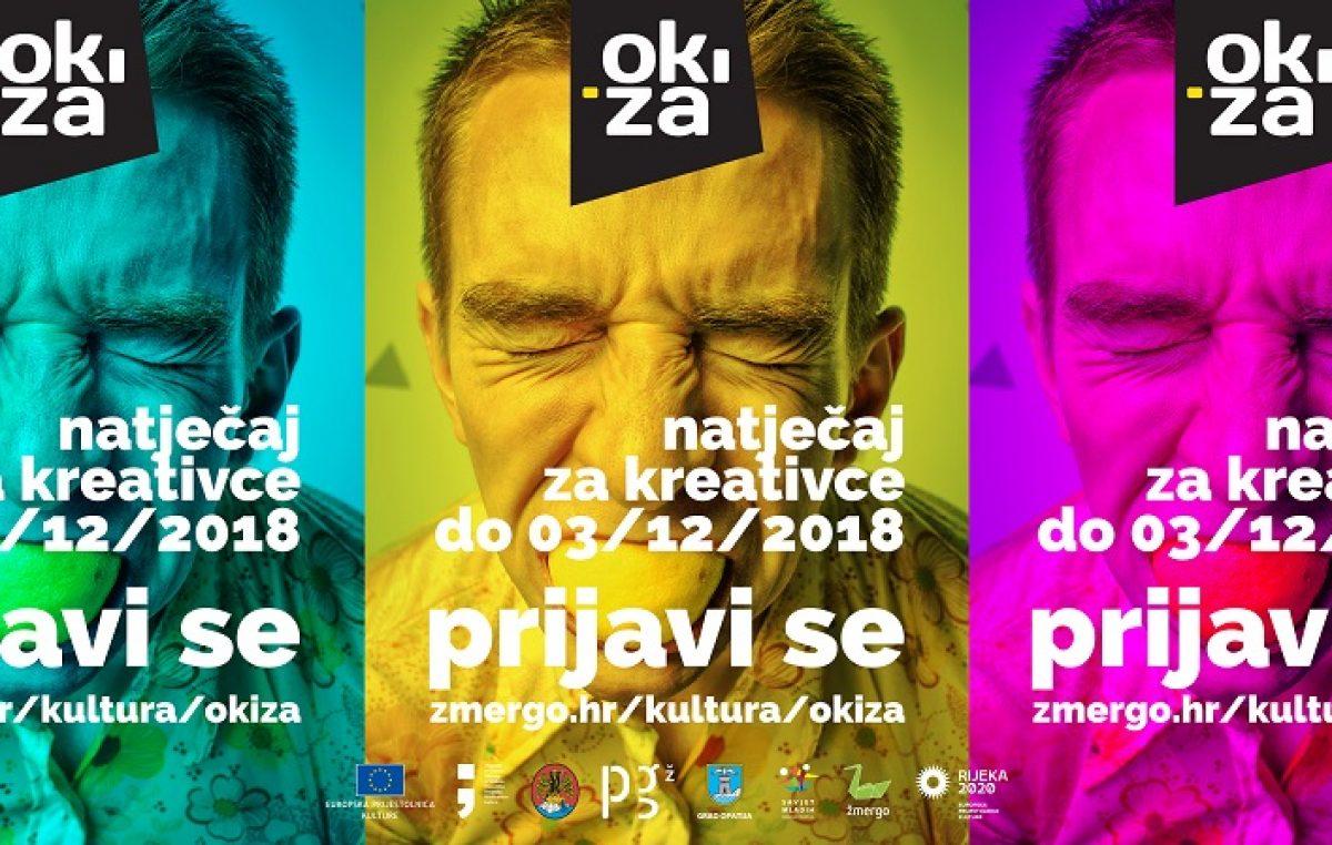 Otvoren natječaj za kreativce – OKiZA 2018. Opatijska kultura i zeleni aktivizam