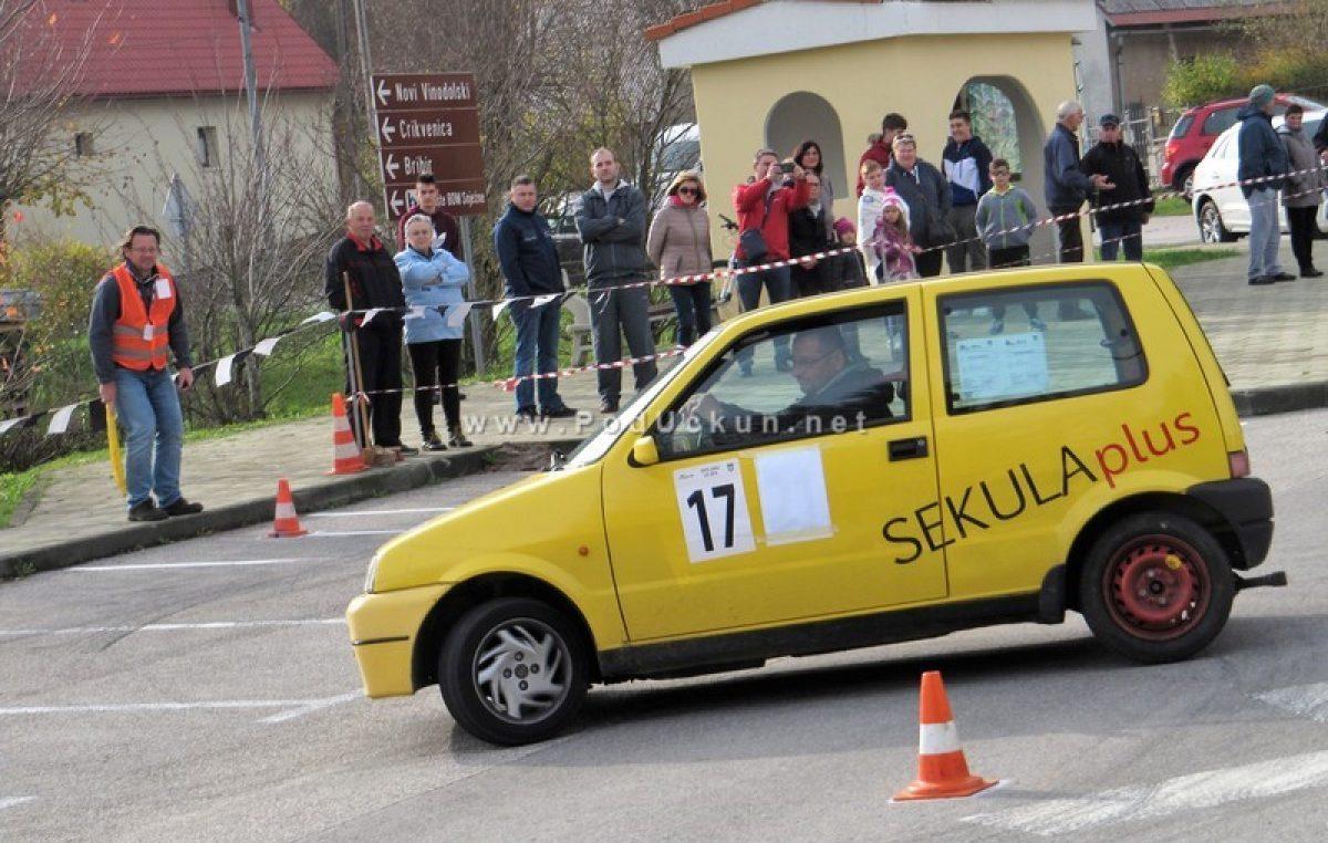 U Liču održano PH ocjensko-spretnosnih vožnji – Kreši Merliću naslov prvaka