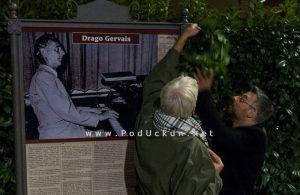 U OKU KAMERE Svečano otkrivena spomen ploča Dragi Gervaisu @ Opatija