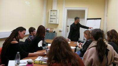 U OKU KAMERE Održana radionica o osnovama kulturnog menadžmenta @ Opatija