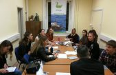 Studenti književnosti iz udruge Kulturni front pripremaju Speed date sa živom knjigom