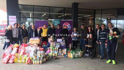 Humanitarna akcija prikupljanja pomoći za nezbrinute pse i mačke oborila rekord u donacijama @ Kastav