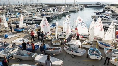 Ovog vikenda jedri se tradicionalni ACI Cup Optimist, naredni vikend na rasporedu jedrenje do Suska