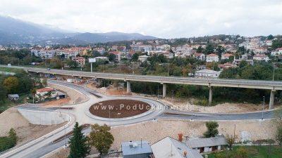 Preregulacija prometa na čvoru Matulji – Druga faza radova traje do 11. veljače