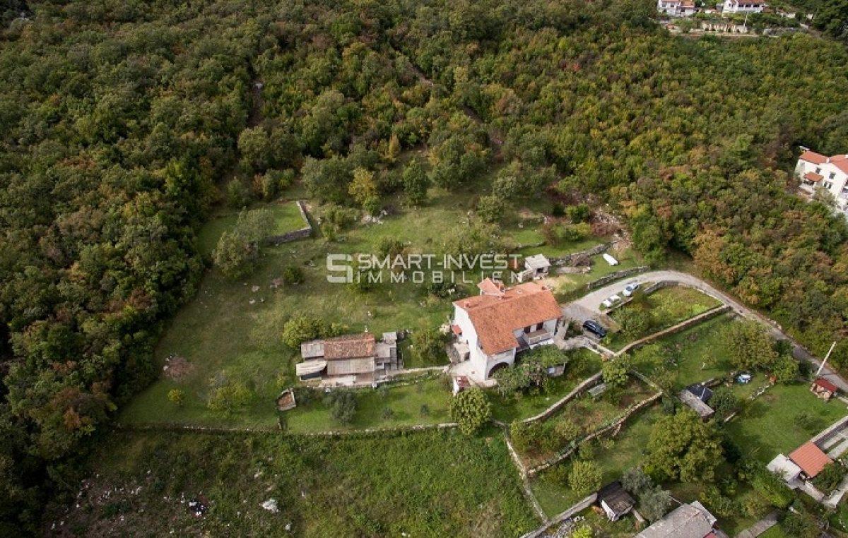 NEKRETNINA MJESECA: Građevinsko zemljište nedaleko centra Opatije s atraktivnim pogledom