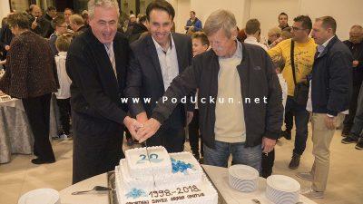 FOTO Proslavljeno 20 godina Sportskog saveza grada Opatije