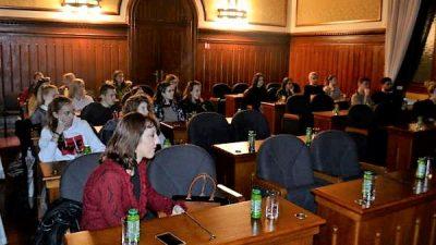 Funkcioniranje i ovlasti lokalne samouprave – Održano predavanje studentima FMTU-a
