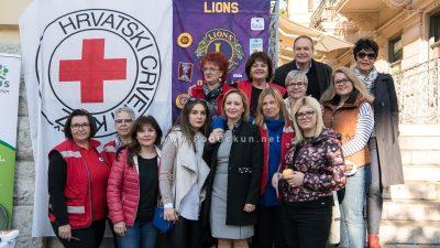 Obilježavanje Svjetskog dana dijabetesa – Održano besplatno mjerenje šećera u krvi @ Opatija, Lovran