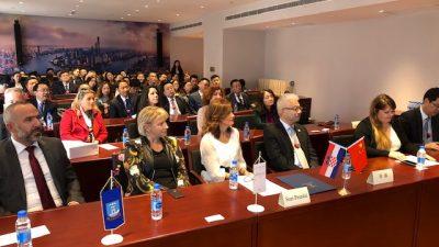 U OKU KAMERE Turistička delegacija Opatije održala je prezentaciju turističke ponude Opatijske rivijere u Šangaju