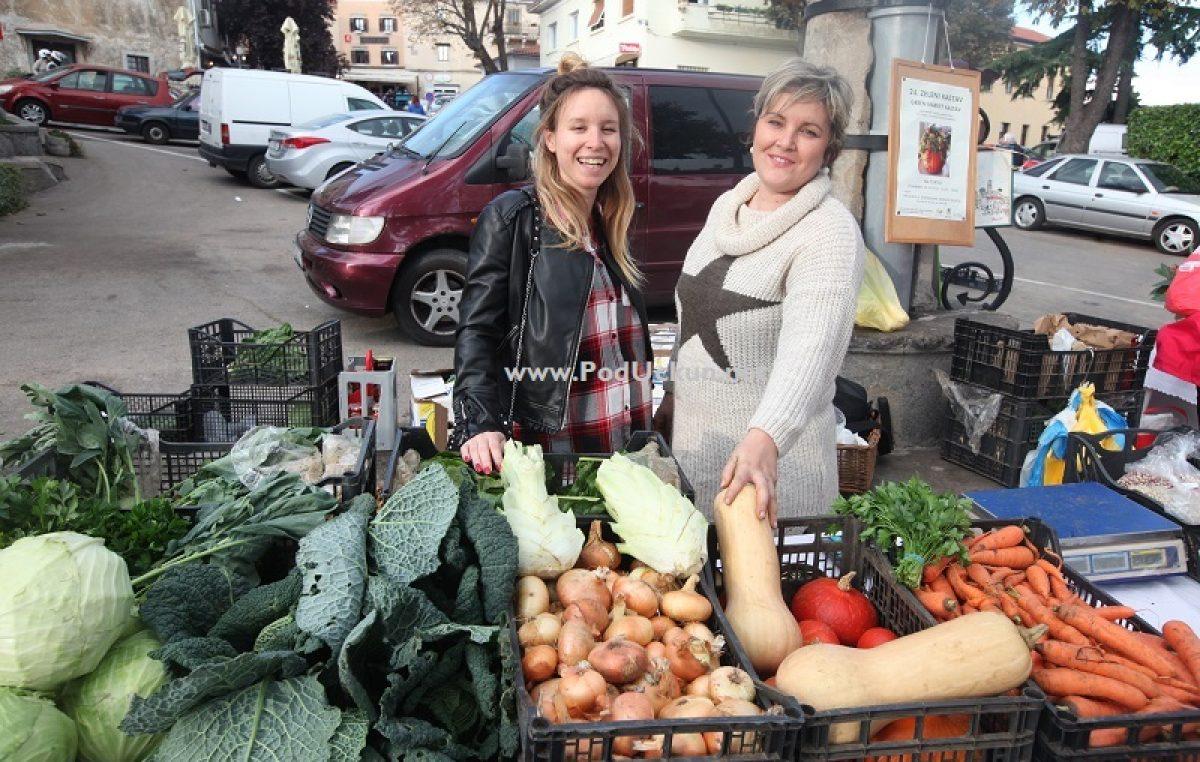 27. izdanje sajma Zeleni Kastav ovog ponedjeljka na Fortici