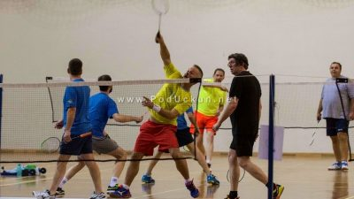 Počinje badminton liga PGŽ-a: Prvi turnir na rasporedu ove subote u sportskom centru 'OUT'