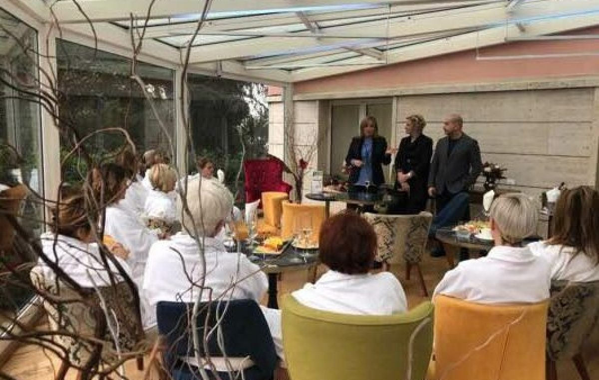 U OKU KAMERE Ekskluzivna ponuda hotela Milenij: Jesenski vikendi za žene posvećeni uživanju u wellnessu i ljepoti