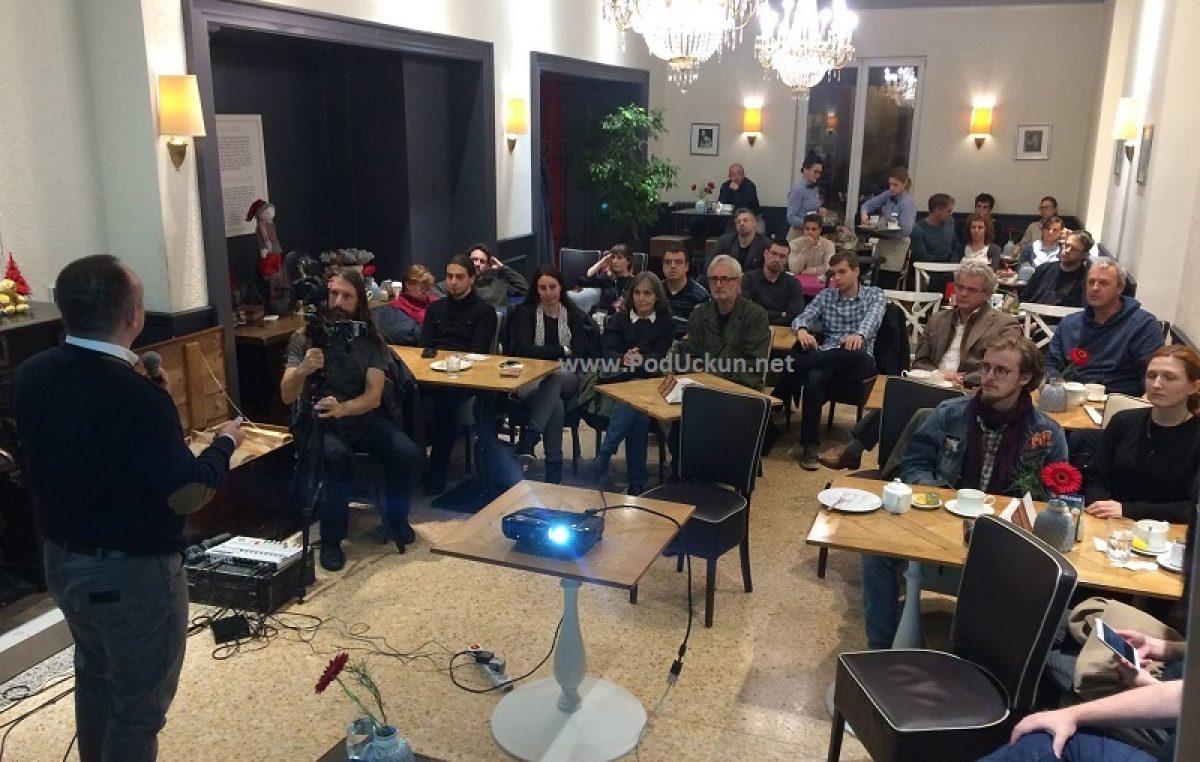 VIDEO Opatija Coffeehouse Debates – Populizam u Hrvatskoj i svijetu tema je posljednje ovogodišnje panel-diskusije