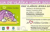 Tradicionalna manifestacija Zija de vlåška limba / Dan vlaškog jezika ove subote u Šušnjevici