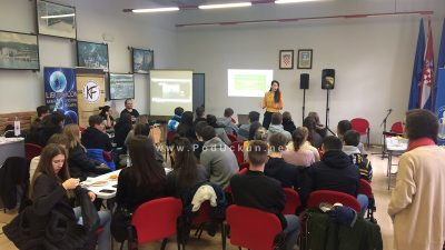 FOTO Održan Sajam volonterstva – Šest udruga predstavilo svoj rad za zajednicu @ Opatija