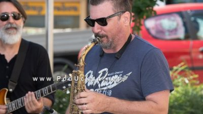 VIDEO Virtuozni jazz saksofonist Denis Razumović Razz proglašen za Kastavca mjeseca studenog
