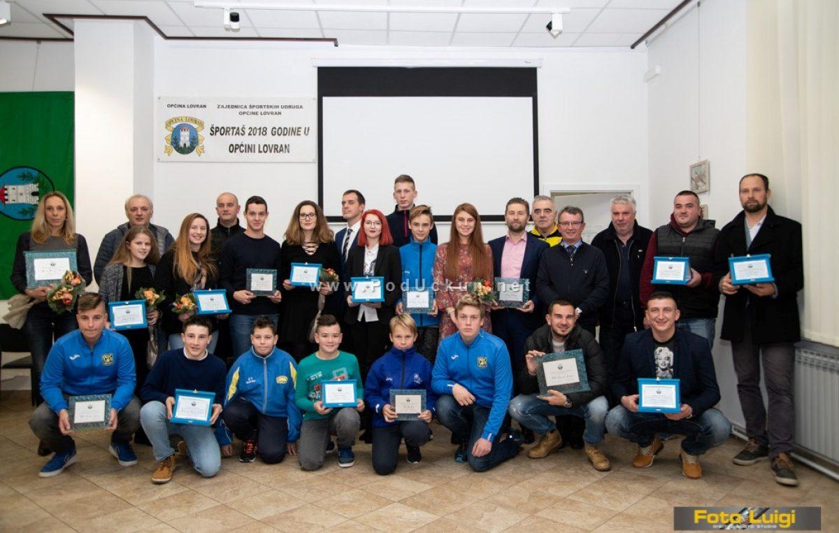 Izabrani najbolji sportaši Lovrana – Marina Mavrinac Matulja najuspješnija sportašica, BK Lovran i seniorke SRD Zubatac najbolje ekipe