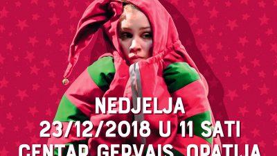 'Božićne nevolje' ove nedjelje u Gervaisu
