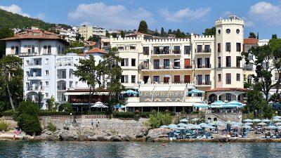 TripAdvisor: Opatijski hotel Miramar šesti na ljestvici najboljih hrvatskih hotela