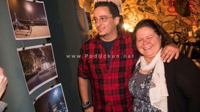 U OKU KAMERE U caffe baru Eugenian otvorena izložba fotografija 'Opatija pod snijegom' Petra Kürschnera