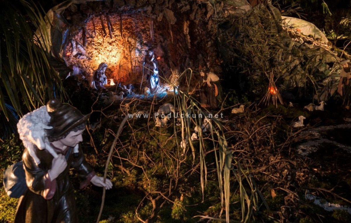 U OKU KAMERE Atraktivna priča iz štalice – Spektakularne Jaslice pul Šmogori još jednom zasvijetlile @ Matulji