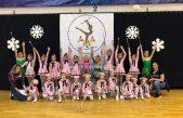 Liburnijske mažoretkinje zapaženim nastupom na turniru Dance With Snowflakes osvojile vrijedna priznanja