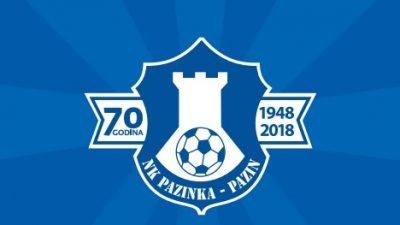 Najavljena sadržajna proslava 70. obljetnice Nogometnog kluba Pazinka