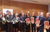 U OKU KAMERE Uručena priznanja najzaslužnijim obrtnicima s područja PGŽ-a: 'Nagrada za životno djelo' uručena Milivoju Andlaru, Ines Kinkeli i Goranu Saftiću