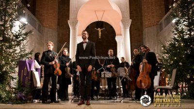 Opatijski komorni orkestar Griegom i Respighijem obilježio opatijski advent