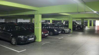 Garaža u Matuljima od 26. ožujka zatvorena zbog radova, od 1. travnja počinje naplata parkinga