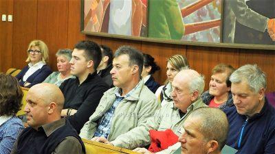 FOTO Dodijeljena priznanja Hrvatskog planinarskog saveza članovima PD Lisina