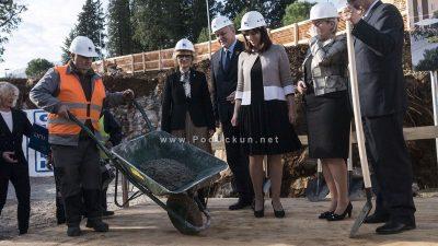 U OKU KAMERE Položen kamen temeljac za dogradnju Fakulteta za menadžment u turizmu i ugostiteljstvu @ Ika