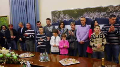 FOTO Održano primanje za uspješne sportaše @ Opatija