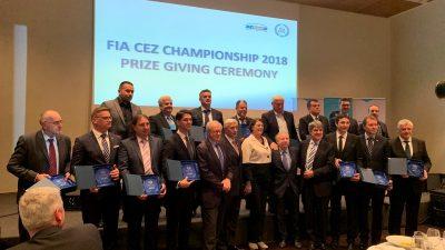 FOTO: Slovenija domaćin FIA i CEZ skupova – hrvatski vozači u elitnom CEZ društvu