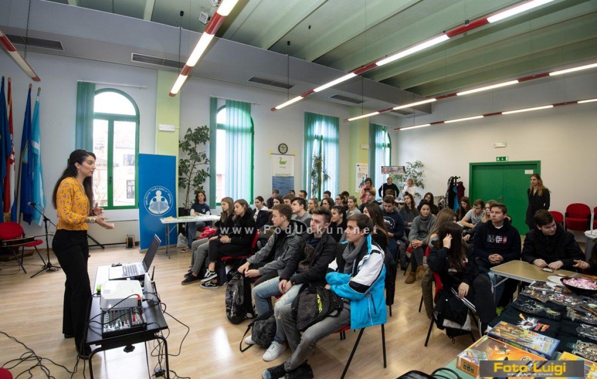 Održan Sajam volonterstva – Šest udruga predstavilo svoj rad za zajednicu @ Opatija