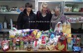 Socijaldemokratski forum žena Opatije donirao namirnice i potrepštine za Socijalnu samoposlugu GD Crvenog križa Opatije