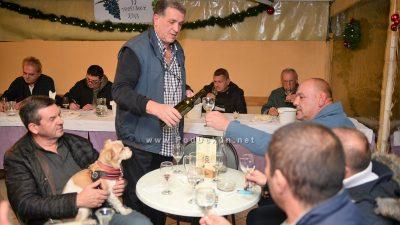 11. smotra opatijskih vina za vlastitu upotrebu sutra u Bariću @ Opatija