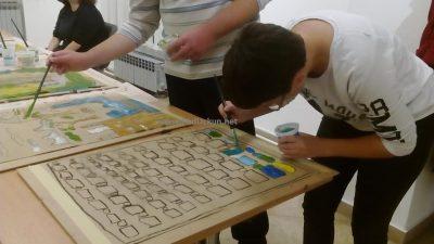 U OKU KAMERE U Udruzi osoba s invaliditetom – Svaki tjedan umjetnik jedan