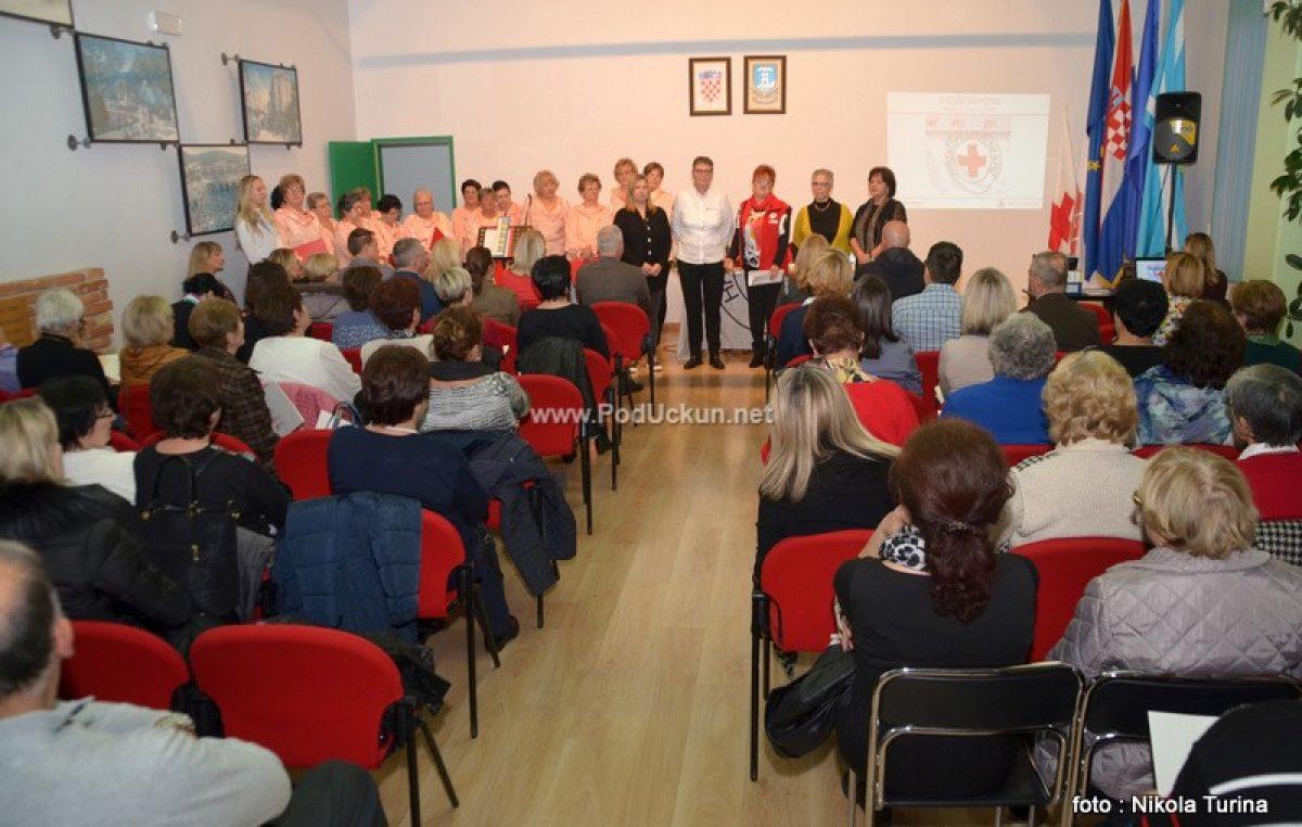 FOTO Na Svečanoj sjednici Crvenog križa dodijeljene jubilarne zahvalnice i plakete @ Opatija