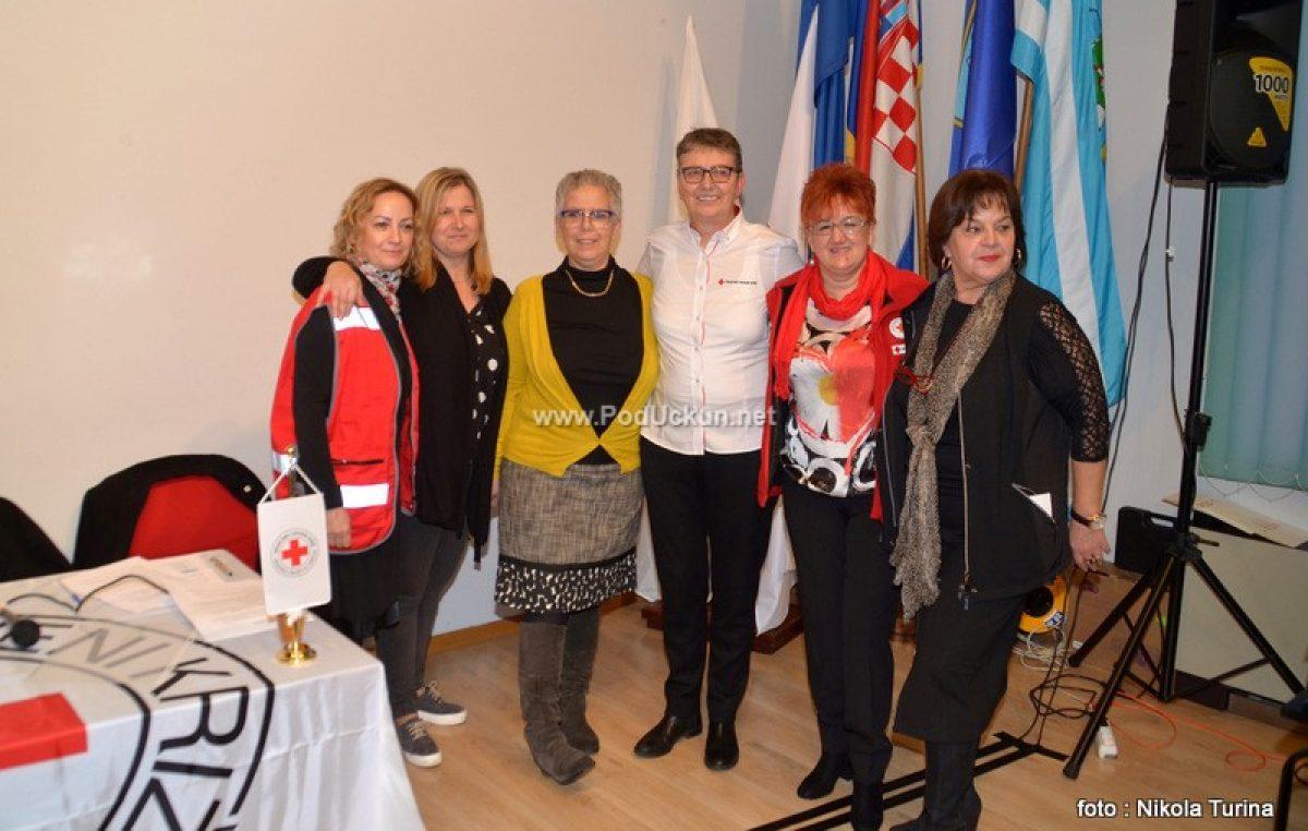 Na Svečanoj sjednici Crvenog križa dodijeljene jubilarne zahvalnice i plakete @ Opatija