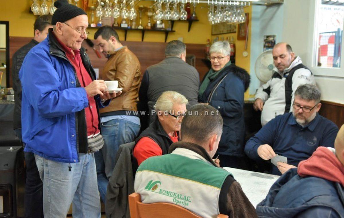 FOTO Održan turnir u briškuli i trešeti 'Opatija 2018.' – Vukušić i Brajković najbolji kartadori