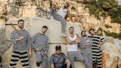 VIDEO Koktelsi predstavili novi singl – Zbog 'Vozačke' završili u zatvorskom kamenolomu