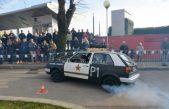 FOTO/VIDEO 'Puknuti oktanci' jubilarni 10. put prošli poznatom rutom – Održan Maškarani rally Halubje Liburnija