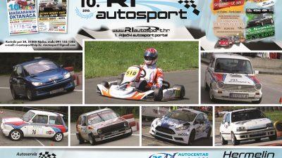 Autoklub RI autosport uplovio u godinu jubileja – Deset godina uspješnog rada