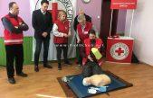 U OKU KAMERE: Donacija defibrilatora opatijskom Crvenom križu