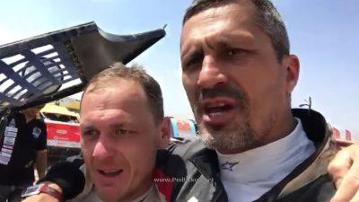 VIDEO Član AK Opatija motorsport Saša Bitterman i Daniel Šaškin završili jedan od najprestižnijih svjetskih rallyja