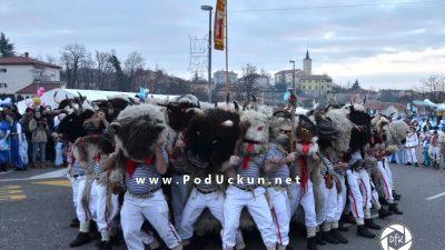 Noćni karneval, 10. Rally maškaraneh oktanci, Smotra mićeh zvončari pul Marčeji samo je djelić bogate i raznovrsne ponude pusnih događanja u Viškovu
