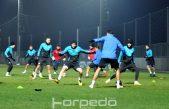 FOTO Nogometaši NK Rijeka odradili prvi pravi trening – Bijeli optimistično kreću u drugi dio sezone